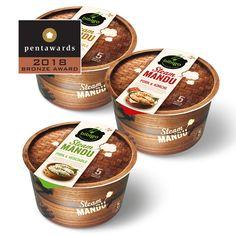 Bibigo - Bronze Pentaward 2018 I Concept : CJ cheiljedang, Corée du Sud Dairy Packaging, Ice Cream Packaging, Food Packaging Design, Coffee Packaging, Ice Cream Brands, Cheese Trays, Vegan Ice Cream, Packaging Solutions, Food Waste