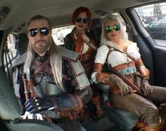 Get in loser, we're going monster slaying