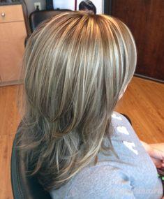 стильные стрижки на средние волосы фото