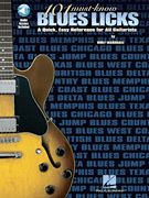 101 Must-Know Blues Licks (Softcover with CD)