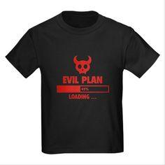 Evil Plan Loading T
