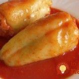 Toto je náš rodinný klenot: Recept na najlepšiu plnenú papriku v dokonalej rajčinovej omáčke!