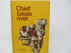 Chief Takes Over by Helen Rushmore -1956 by CellarDeals on Etsy