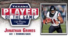 Regular Season Week 17: Jonathan Grimes