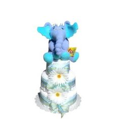 Horton Hears a Who, Baby Shower Dr. Seuss Diaper Cake