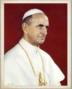 Santa María, Madre de Dios y Madre nuestra: Pablo VI, un Papa Mariano