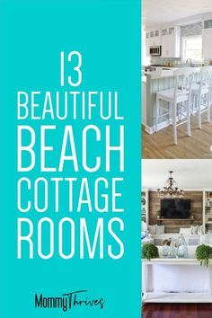 5 Ways To Pull Off Industrial Farmhouse Decor – Mommy Thrives Industrial Farmhouse Decor, Coastal Farmhouse, Modern Farmhouse Kitchens, Coastal Cottage, Shabby Cottage, Farmhouse Style, Shabby Chic, Coastal Living, Beach Kitchens