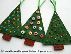 Image result for felt christmas decorations patterns