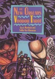 The first tarot to celebrate an African-American culture, this book and deck capture both the spirit and the imagery of Voodoo's African, West Indian, and Catholic influences. Tarot Card Decks, Tarot Cards, Destiny Book, New Orleans Voodoo, Voodoo Hoodoo, African American Culture, Tarot Learning, Tarot Spreads, Oracle Cards