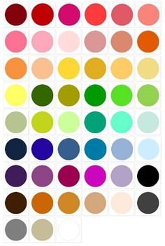 browse by color on The Perfect Palette http://www.stumbleupon.com/su/22EHtu/www.theperfectpalette.com/p/colors.html