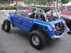 Soooo my VW Thing never looked like this...but i like it!!