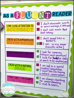 18 Fantastic Reading Fluency Activities To Build Literacy in Young Readers