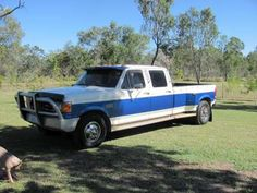1989 Ford F350 Dually