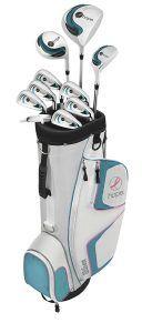 6. Wilson Women's Right-Hand Golf Club Set