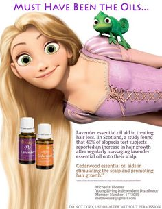 Must have been the oils..... Lavender and Cedarwood Young Living oils help hair growth! Put 1 drop of each oil per oz of your shampoo into the shampoo bottle. ORDER HERE: www.NextGenCounseling.com/Young-Living-Oils-for-Wholesale-Prices