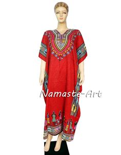 Indian Cover Any Floral Design Casual Beach Season Free Size Maxi Wear Dress #Unbranded #Kaftan #Casual