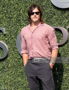 Norman Reedus seen at USTA Billie Jean King National Tennis Center on September…