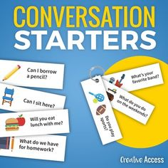 Perfect for students with autism or other disabilities that affect communication/social skills!