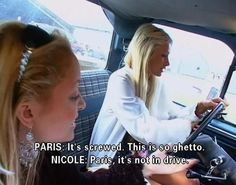 <b>Remember when Paris Hilton and Nicole Richie had to milk a cow?</b> Yeah. Paris Hilton Quotes, Paris Quotes, Simple Life Quotes, The Simple Life, Paris And Nicole, Blonde Moments, Nicole Richie, New Quotes, Movie Quotes