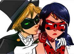 (Miraculous: Tales of Ladybug and Cat Noir) Marinette Dupain-Cheng/Adrien Agreste: Complicated Love, Catty Noir, Daddy, Marinette And Adrien, Love Illustration, Fantastic Beasts, Best Shows Ever, Miraculous Ladybug, The Little Mermaid