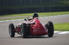 Maserati 250F T3 'Piccolo' (Chassis 2533 - 2014 Goodwood Revival) High Resolution Image