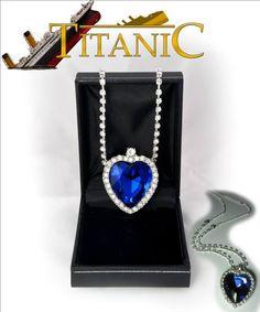 collana titanic rose film jack nave