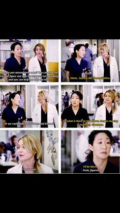 """""""I have wine"""" -Meredith, Grey's Anatomy"""