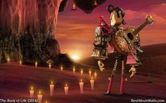 #TheBookOfLife ~ #Manolo waiting for his love to come :]