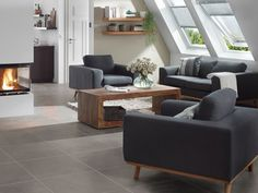 Sofa Kingham 3-Sitzer » Sofas von massivum