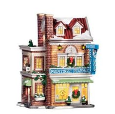 Official Site for Christmas Villages, Snowbabies, Possible Dreams Santas, and Christmas Decorations - Department 56 Department 56 Christmas Village, Christmas Village Houses, Christmas Village Display, Christmas Villages, Halloween Labels, Halloween Crafts, Halloween Halloween, Vintage Halloween, Halloween Pumpkins