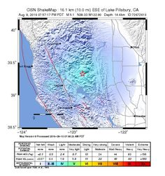 Earthquake Event Page Earthquake Prediction, Earthquake Hazards, Science Guy, Event Page, Map, Location Map, Maps