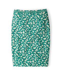 Modern Pencil WG588 Skirts at Boden
