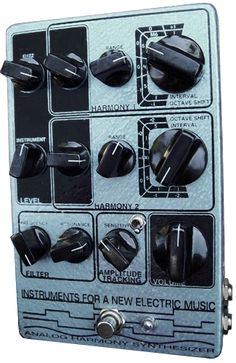 Infanem Analog Harmony Synthesizer