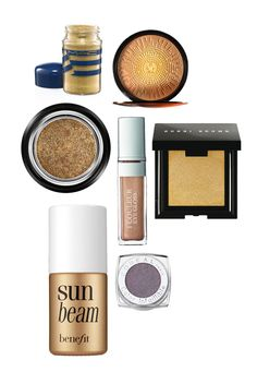 Maquillage : ors appliqués http://www.vogue.fr/beaute/tendance-des-podiums/diaporama/maquillage-ors-appliques/8655
