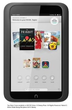 Once I root this, I'll be a happy camper. NOOK HD Smoke 16GB
