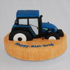 new holland tractor cake - Recherche Google