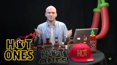 Sean Evans Answers Hot Ones Questions from Fans