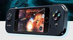 Logitech também lança seu controlador de jogos para iPhone e iPod touch