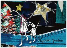 Hihka cards by Kati Launiainen.