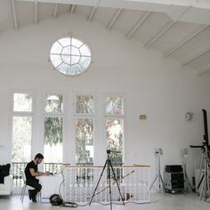 Wassabi Shooting at Studio One.