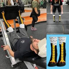 Chicken Legs Socks - Friends don't let friends skip leg day! Funny Greetings, Funny Greeting Cards, Black Plague Doctor Mask, Bubble Boba, Massage Pressure Points, Prison Mike, Dog Ramp, Punching Bag, The Big Lebowski