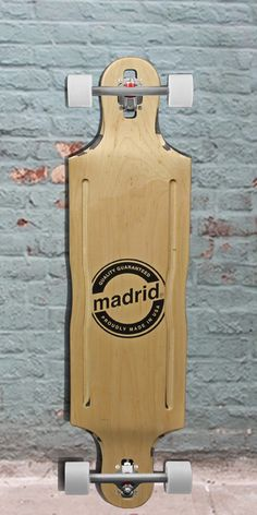 Longboards USA - 2015 Madrid Glutton Maple Downhill Longboard - Complete, $215.00 (http://longboardsusa.com/longboards/freeride-longboards/2015-madrid-glutton-maple-downhill-longboard-complete/)