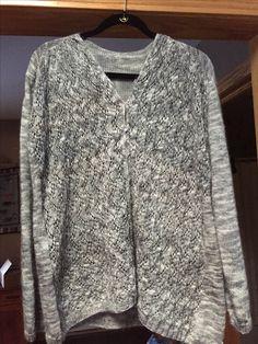 Ivy Line Sweater. Pattern by Yoko Johnson