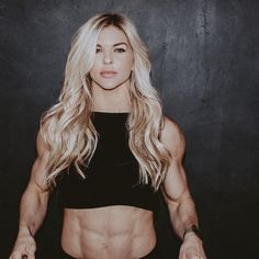 I find strong and fit women stunning to look at and am sharing some of my favorites. Nothing hardcore here but probably NSFW. Muscle Girls, Muscle Fitness, Female Fitness, Fitness Women, Ripped Muscle, Female Muscle, Ripped Girls, Ripped Women, Bodybuilder