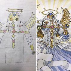Vater und Söhne – Manga-Kunst vom Feinsten  Thomas Romain ist ein Profikünstler. Seine Söhne – noch nicht. Jedoch ist das unglaubliche Talent jeder noch so kleinen Zeichnung der Kids anzum...