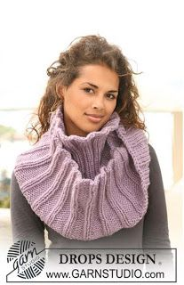 Colli a maglia: modelli gratis   Handmade by Beads and Tricks
