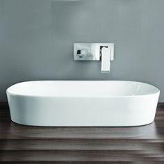 Vasque carrée 42x42 cm  poser sur plan de travail ou meuble de
