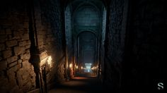 Fantasy Dungeon by SilverTm in Environments - UE4 Marketplace