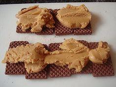 Copycat Homemade Little Debbie Nutty Bars!!