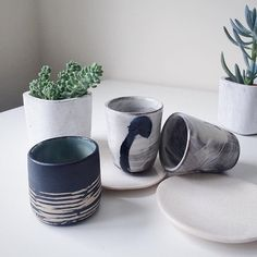 Regram from one of my newest retailers @inkalondongifting. I love this little display that they've done with my espresso cup #ceramics #pottery #keramik #lifestylestore #interior #home #hackney #hoxton #hjem #skandihus #stinedulong #danish #danskdesign #dansklondon #danishdesign #scandinaviandesign #monochrome #monocrome #minimal #minimallove #home #design #lovemyjob #turningearthuk #handmade #crafts #londonfoodies #coffeelovers #gift #espresso
